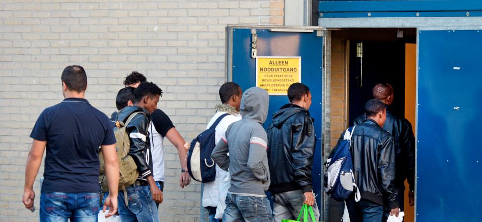 Gevluchte Eritreërs verdienen steun