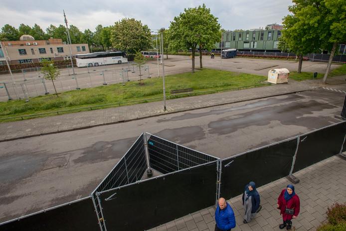 Pegida wilde op 6 mei ook al demonstreren, maar zegde die demonstratie op het laatste moment af. Een tegendemonstratie  van de  Antifascisten Eindhoven (AFA) ging wel door.