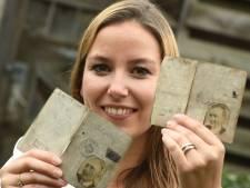 IJsselsteinse Lyanne vond persoonsbewijzen van 'Johan en Jannigje' uit de oorlog en is op zoek naar de eigenaar