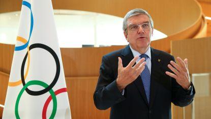 """IOC-voorzitter weerlegt kritiek: """"Niemand kan ons verwijten dat we geaarzeld hebben"""""""