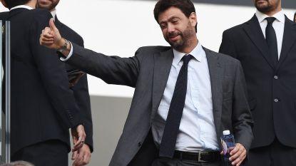 """FT buitenland 25/10. Voorzitter Juventus staat ondanks hangende verkrachtingszaak achter Ronaldo: """"Mijn deur staat altijd open"""""""