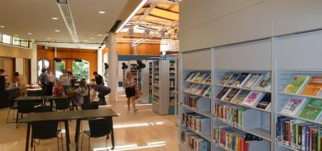 Slordige 12.000 boeken 'wonen' nu in De Meander in nieuwe bibliotheek