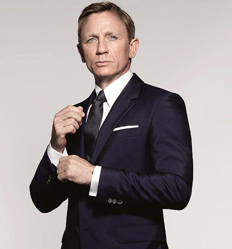 Als zesde Bondacteur werd Daniel Craig aanvankelijk te klein, te blond, niet knap genoeg gevonden. Beeld Hollandse Hoogte