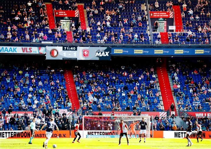 Feyenoord-FC Twente.