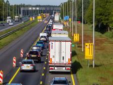 Hoe verder met de A1? 'Het zou kunnen dat we de nieuwe delen van de weg nog niet mogen open stellen'