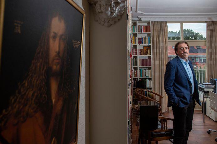 Johan Snel heeft een boek geschreven over Abraham Kuyper.
