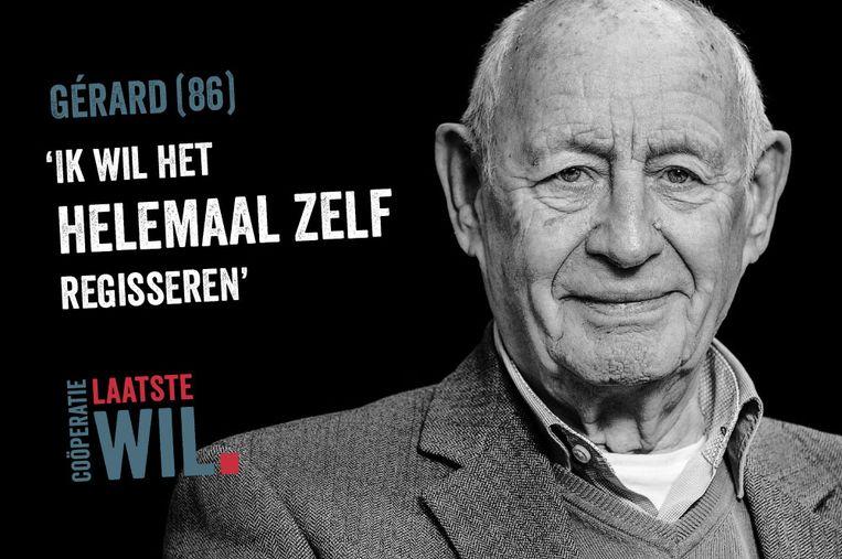 Dit campagnebeeld komt van de website van Coöperatie Laatste Wil.