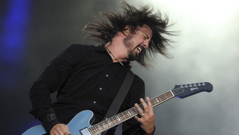 Foo Fighters-frontman Dave Grohl.