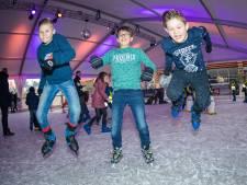 Aanbod ijsbanen schaars in Alphen