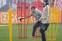 Nico Tagliafico is weer inzetbaar tegen VVV.