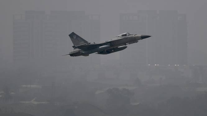 """China geeft VS """"waarschuwing"""" en stuurt gevechtsvliegtuigen naar Taiwan"""
