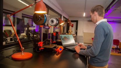 KdG opent FabLab voor iedereen die nieuwe technologieën wil ontdekken
