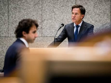 LIVE | Boosheid over persmoment Rutte en De Jonge: 'Worden coronamaatregelen nu wel of niet verlengd?'