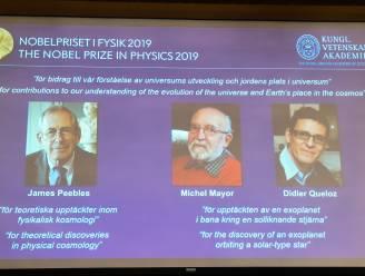 Zeventiger en tachtiger veroveren Nobelprijs voor Natuurkunde