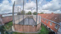 Corona-alarm in de gevangenis van Ieper
