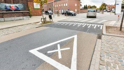 Stad pakt gevaarlijk kruispunt aan, CD&V wil nog meer
