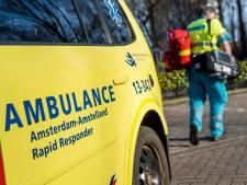 100 kilometer per uur is te traag voor ambulance: Aanrijtijden Zoetermeer in gevaar