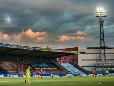 Oosttribune FC Den Bosch vanaf volgend seizoen weer open