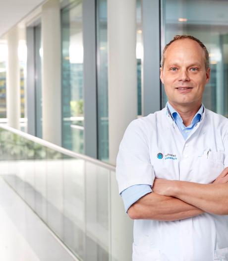 Oncoloog Catharina Ziekenhuis Eindhoven wordt hoogleraar: 'Samenwerking' is het toverwoord