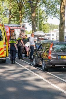 Veel schade bij kettingbotsing in Culemborg