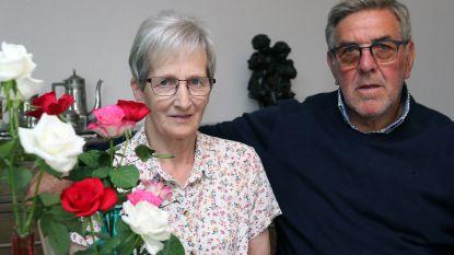 Bouwondernemer Willy Vanuytsel en Lea Huysmans vieren hun gouden huwelijksverjaardag