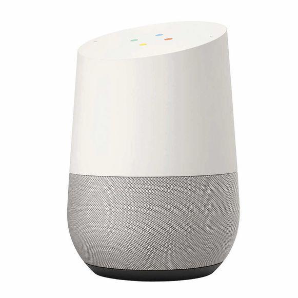 De Google Home.