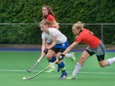 Arnhemsche hockeyvrouwen met overmacht kampioen