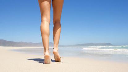 Zo krijg je mooie strakke benen volgens sportkinesist Lieven Maesschalck