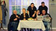 Toneelgezelschap brengt 'Bloed, Zweet en tranen' onder regie van ex-burgemeester Herman Cambré