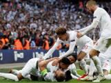 Kroatië degradeert in Nations League na late goals Engeland