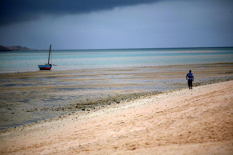 Het idyllische Bazaruto in Mozambique.