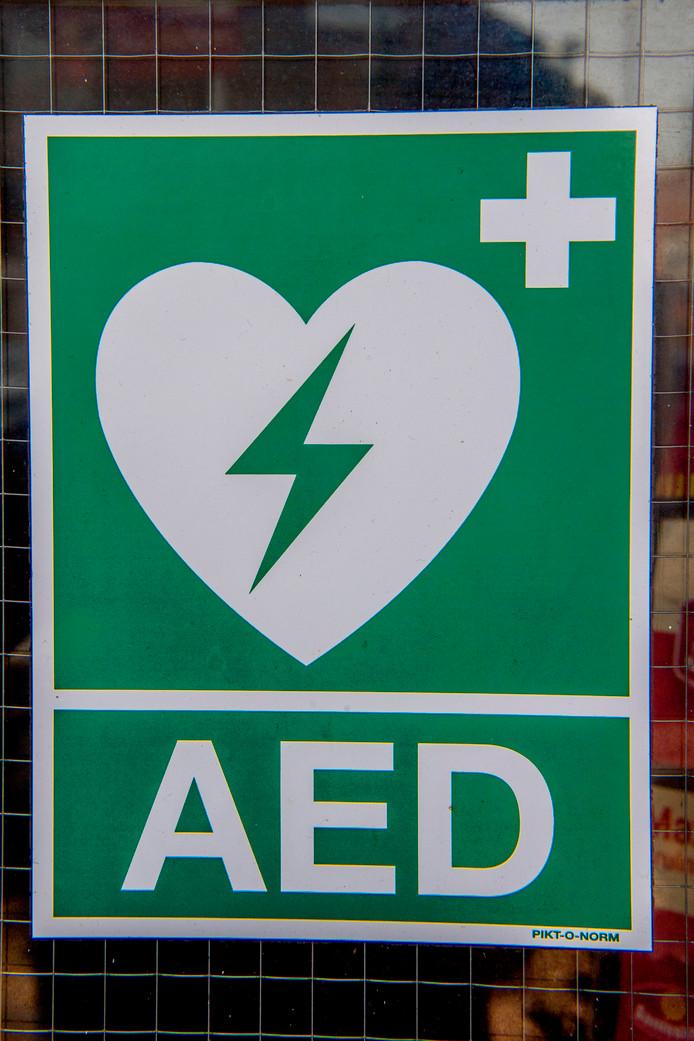 AED staat voor Automatische externe defibrillator