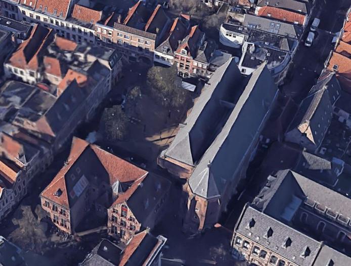 Bethlehem Kerkplein in Zwolle.