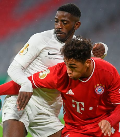 Bayern München simpel langs amateurs in DFB Pokal