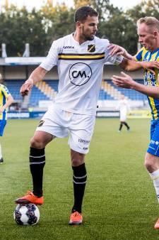 Te Vrede steunt Van der Gaag na nieuwe deceptie NAC: 'Niet de fout van de trainer'
