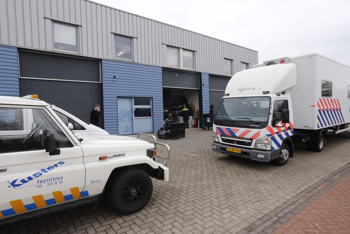 Grote politieactie tegen heling en witwassen