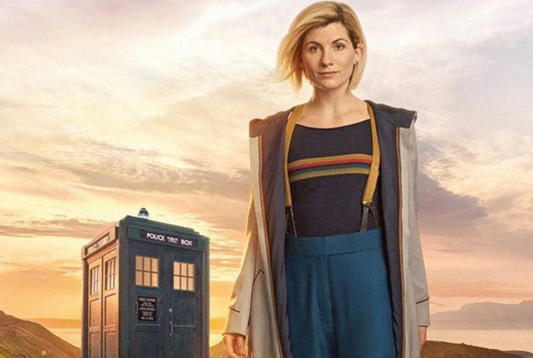Jodie Whittaker kruipt sinds 2005 in de huid van 'Doctor Who'.