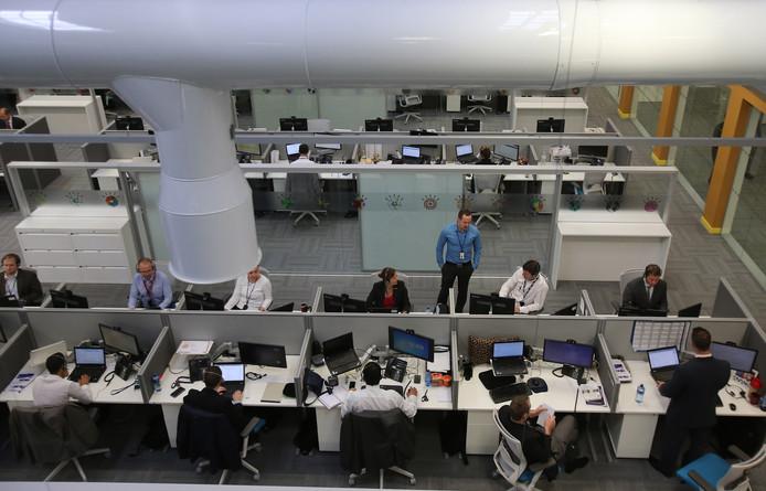 Mensen werken beter in elkaars nabijheid, is het nieuwe credo bij veel grote bedrijven, zoals IBM