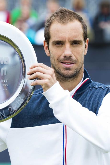 Gasquet grijpt in Rosmalen vijftiende ATP-titel