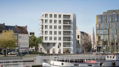 """Appartementen bouwproject 'De Werf' bijna allemaal verkocht: """"De goede locatie lokt veel geïnteresseerden"""""""