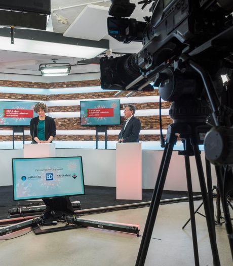 Kijk terug: Live-uitzending met Eindhovense artsen over het coronavirus