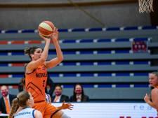 Nederlandse basketbalvrouwen verliezen na goed begin van Slowakije