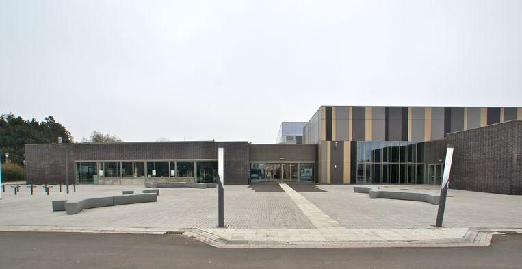 Het sportcentrum Daverlo in Assebroek wordt een triagepunt.