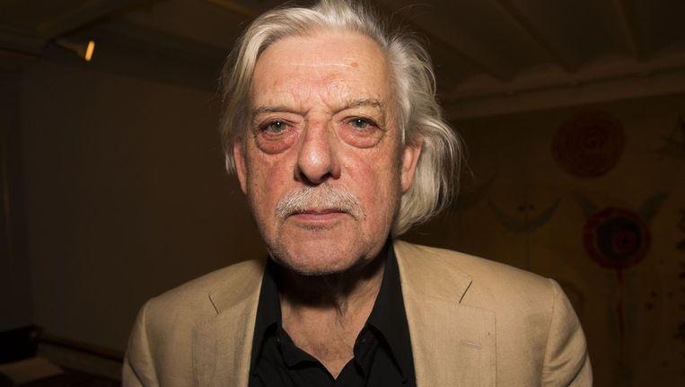 Schrijver Jan Siebelink, bekend van onder meer Knielen op een bed violen, wordt lijstduwer bij de Partij voor de Dieren Beeld Amaury Miller
