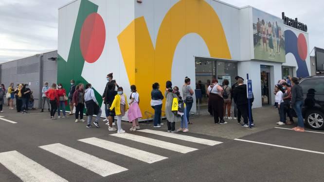 Grote uitverkoop bij Brantano loopt op zijn einde, enkel nog koopjes in Ninove