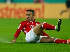 Thiago verlengt contract bij Bayern München