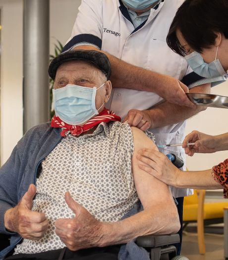 Le second tour de vaccination a débuté à Puurs