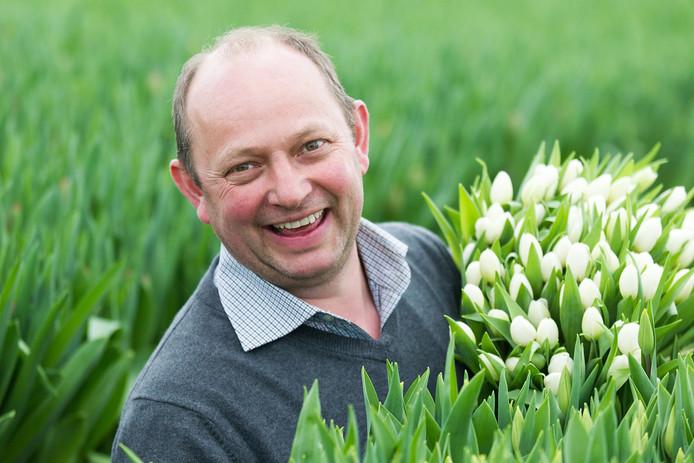Joost Wesselman heeft een plan om een 'tulpen experience center' op te zetten.