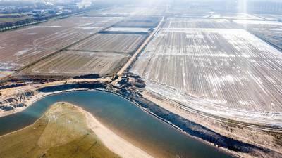 Gelderland en Nijmegen betalen niet voor Beunings zand: miljoenenstrop dreigt