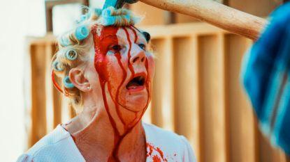 PREVIEW. De bloederige moeder van Rob Vanoudenhoven maakt haar filmdebuut